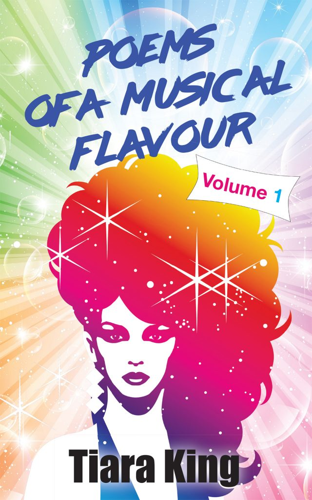Book Cover: Poems Of A Musical Flavour: Volume 1