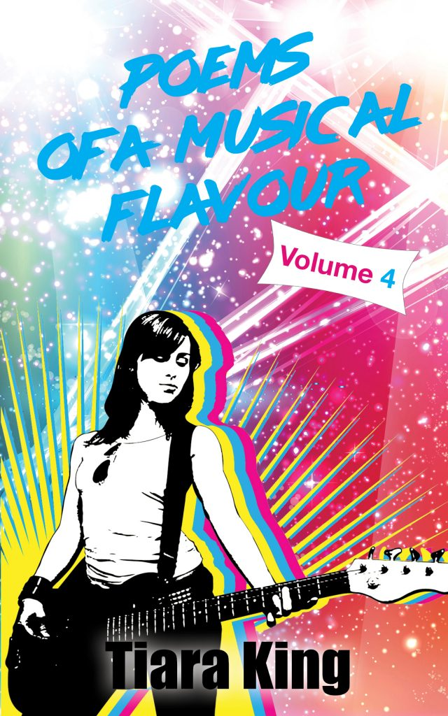 Book Cover: Poems Of A Musical Flavour: Volume 4