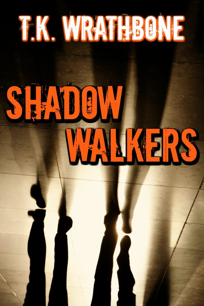 Book Cover: Shadow Walkers