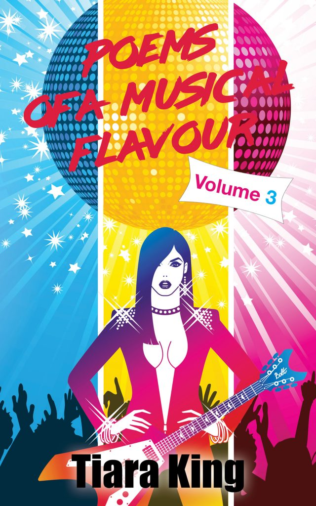 Book Cover: Poems Of A Musical Flavour: Volume 3