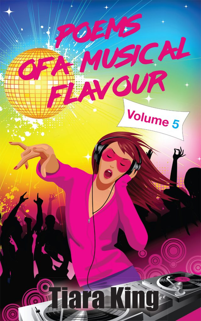 Book Cover: Poems Of A Musical Flavour: Volume 5