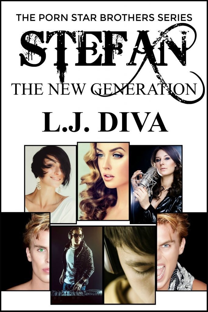 Book Cover: Stefan: The New Generation