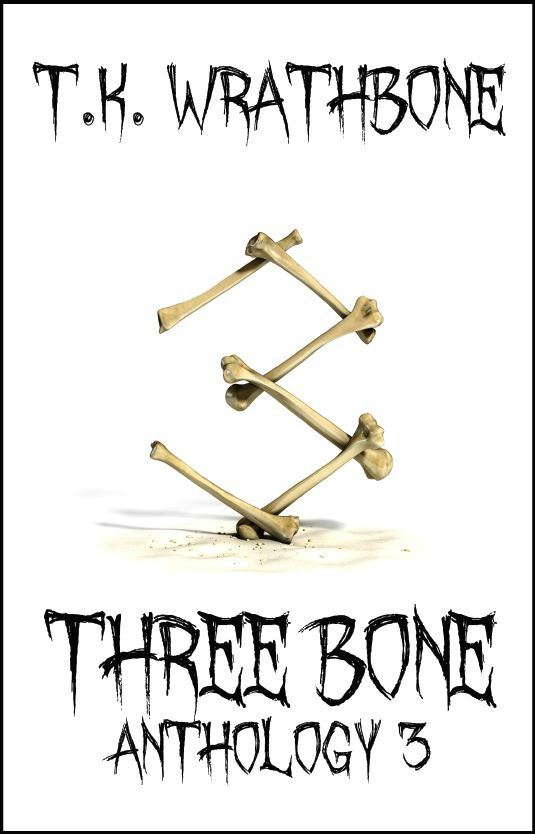 Book Cover: Three Bone: Anthology 3