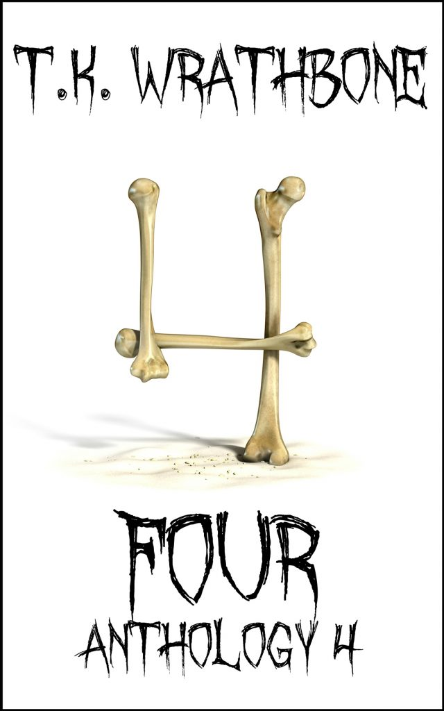 Book Cover: Four: Anthology 4