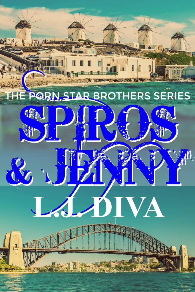 Book Cover: Spiros & Jenny