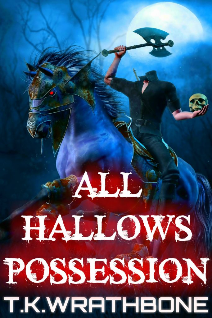 Book Cover: All Hallows Possession
