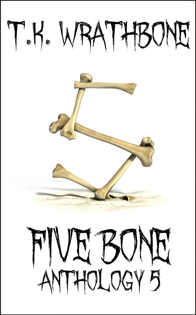 Book Cover: Five Bone: Anthology 5
