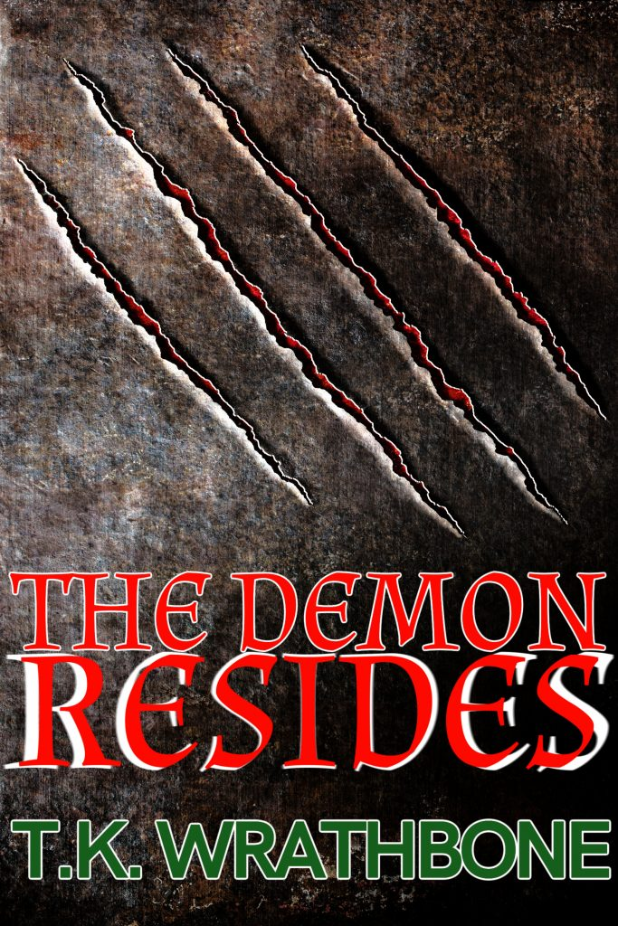 Book Cover: The Demon Resides